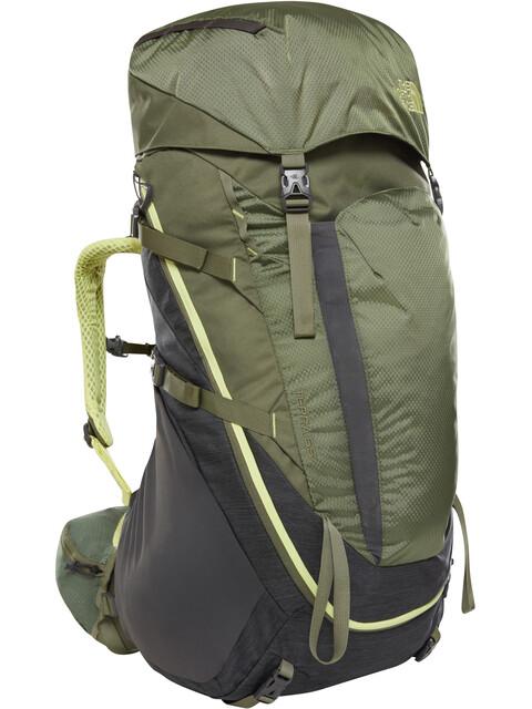 The North Face Terra 55 Backpack Women TNF dark grey heather/four leaf clover